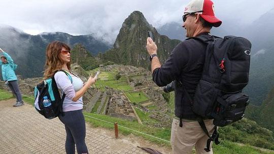 Nuevo horario de ingreso genera colas en Machu Picchu