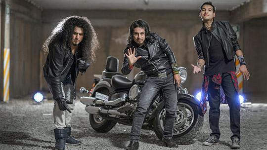 Motteros llega a Lima para presentar su rock cusqueño