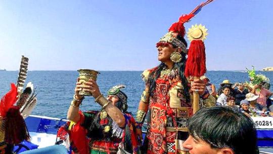 Empresariado cusqueño presenciará fiesta del pago al mar en Paracas