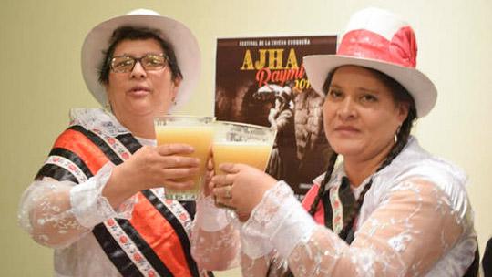 Picanterías de Cusco invitarán más de mil vasos de chicha de jora a turistas