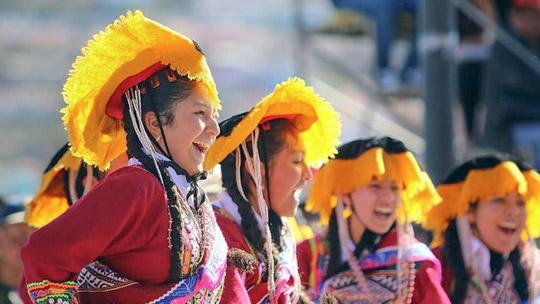 Todo listo para el festival internacional de artes: 'Qosqo T'ikarinampaq'