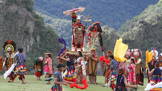 Inti Raymi 2019: docente de literatura representará al inca Pachacútec