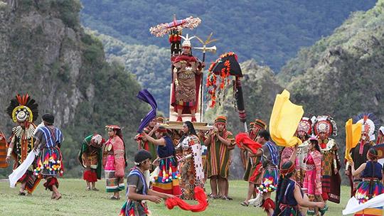 Turismo - Cusco-Live