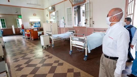 En mayo se tendrán 5 mil camas más para hospitalización por coronavirus