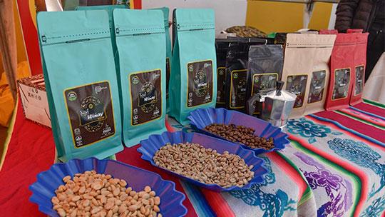 Exportación de café alcanzó los US$ 56.4 millones en primer cuatrimestre del año