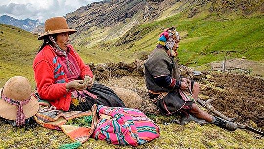 Nueva Área de Conservación Regional 'Q'eros - Kosñipata' a punto de ser reconocida en Cusco