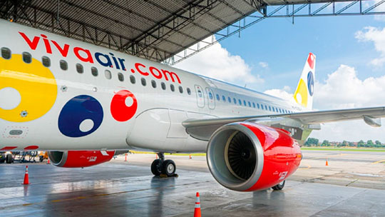 Viva Air reinicia vuelos el 15 de julio entre Lima, Cusco, Piura e Iquitos