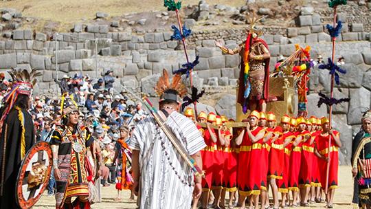 Ministro Neyra confirma escenificación del Inti Raymi en Cusco por Bicentenario del Perú