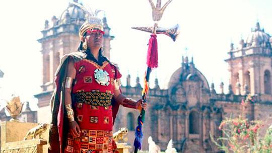 Así fue el Inti Raymi 2021, o 'La Fiesta del Sol por el Bicentenario'