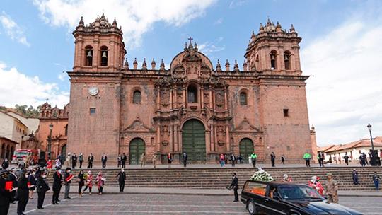 Sector Cultura declara Patrimonio Cultural a cinco lienzos del Arzobispado del Cusco