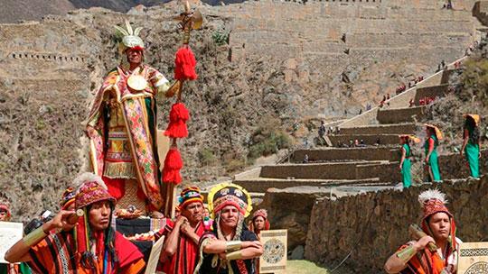 Cerca de 300 actores escenificarán el Ollantay Raymi en Ollantaytambo