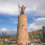 Monumento al Inca Pachacutec